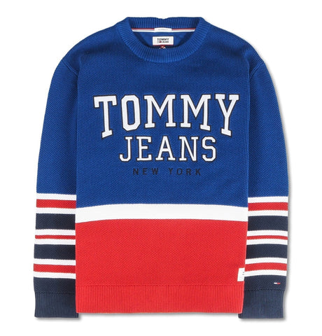 Tommy Colorblock Logo