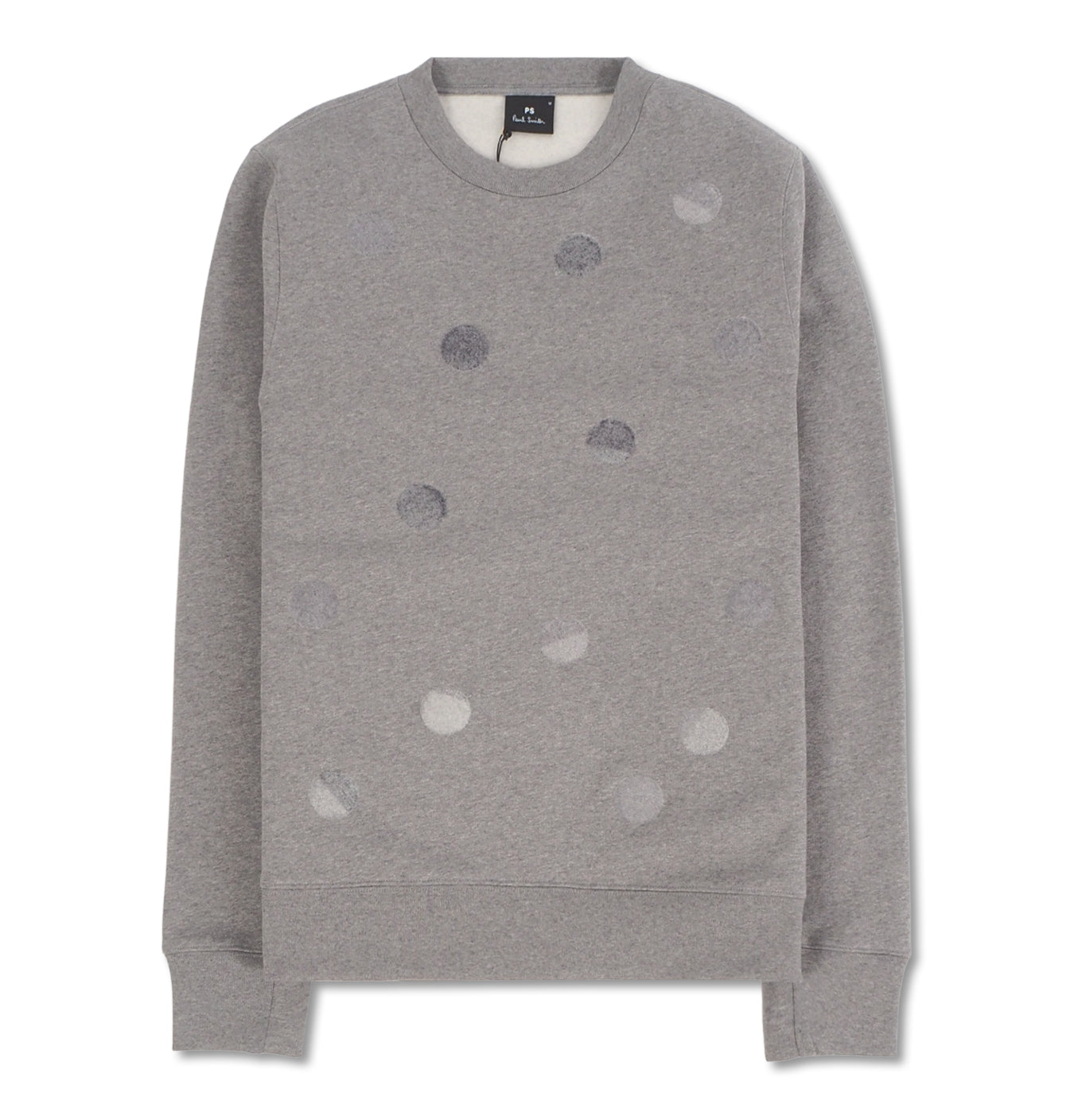 Image of   Dotted Sweatshirt Grey