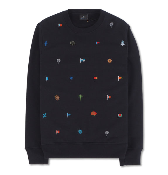 PS Paul Smith - Sweatshirt Basalt Blue