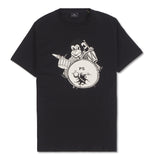 PS Paul Smith - Mens Reg Fit T-Shirt Drum Monkey