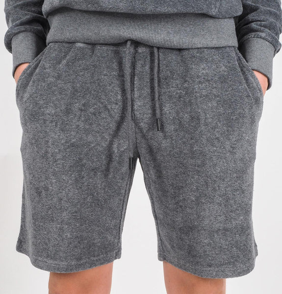 Peak Performance - Sweatpants Velour Grey