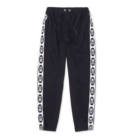 White Logo Jogging Pants