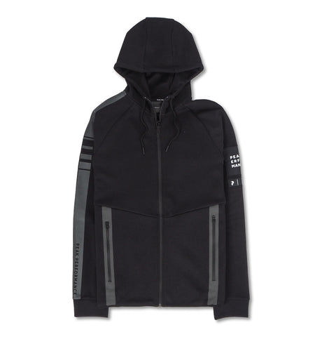 Peak Performance Sweatshirt Tech Black