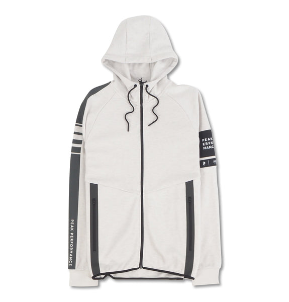 Peak Performance Tech Z Hoodie White