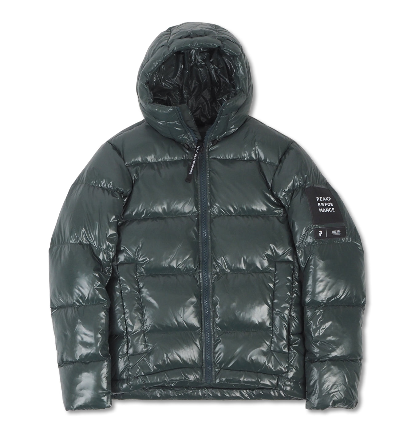 Image of   Moment Jacket Green