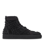 Hi-Top Sneakers Crystal Black