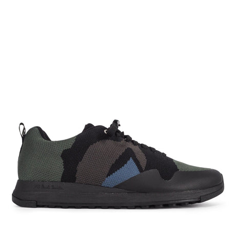 PS Paul Smith - Mens Shoe Khaki Camo