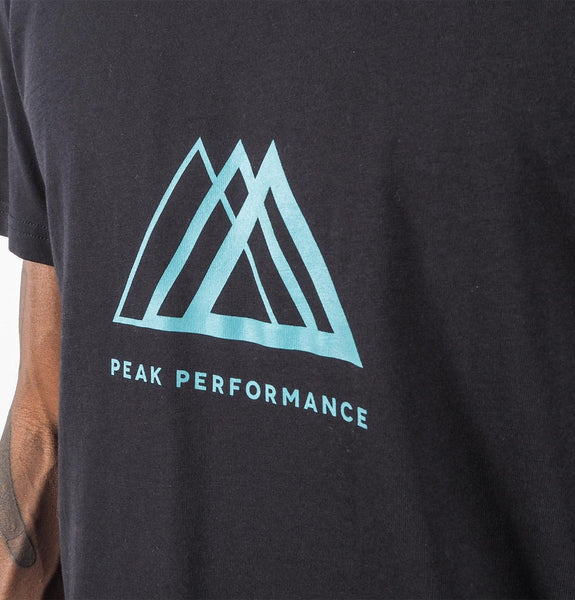 Peak Performance - Basic T-Shirt Black