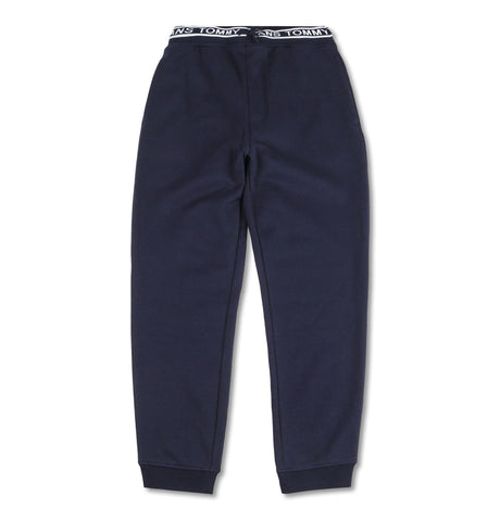 Tommy Jeans - Rib Logo Sweatpants
