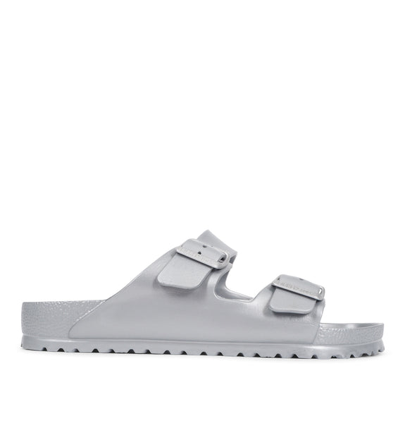 Birkenstock - Arizona Eva Beach Sandals Silver