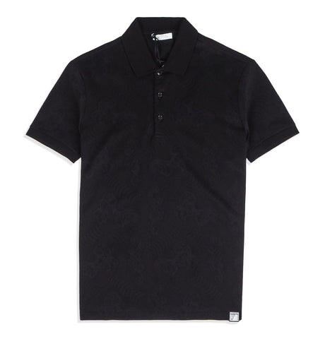 Versace Collection - Polo Black/Blue