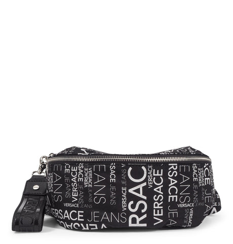 Versace Jeans - Nylon Toilet Bag Black