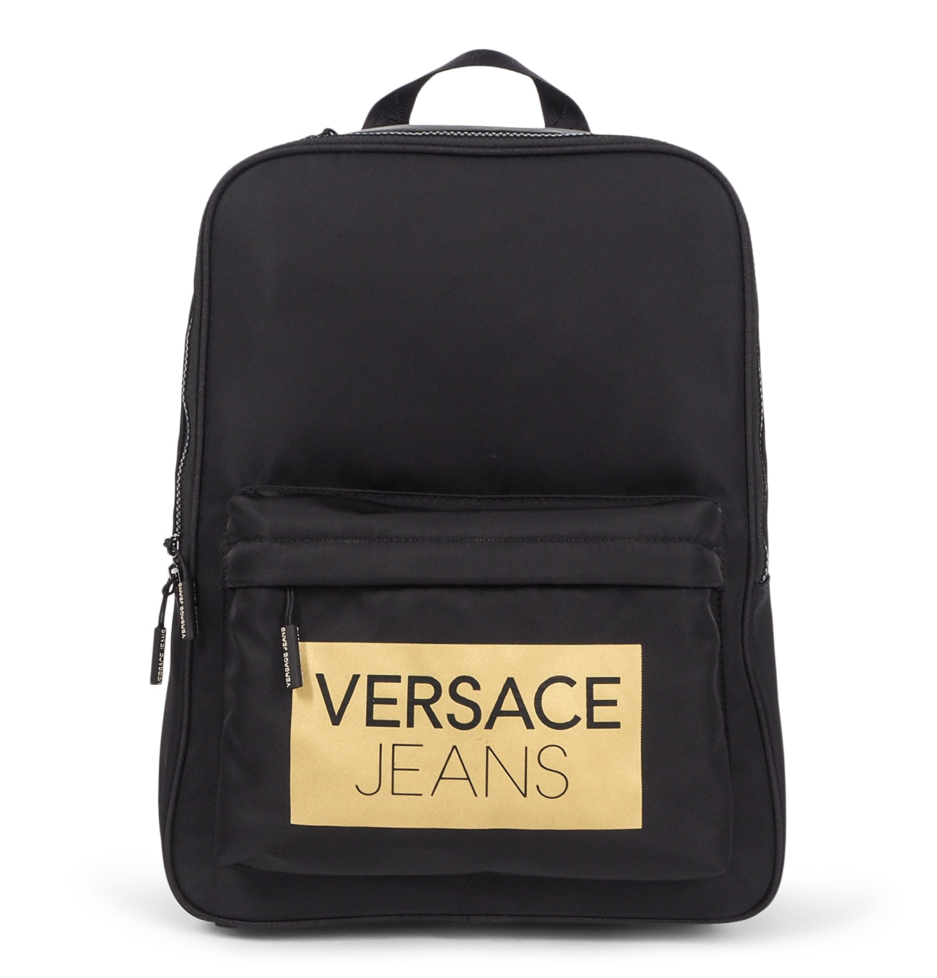 Image of   Leather Backpack Black