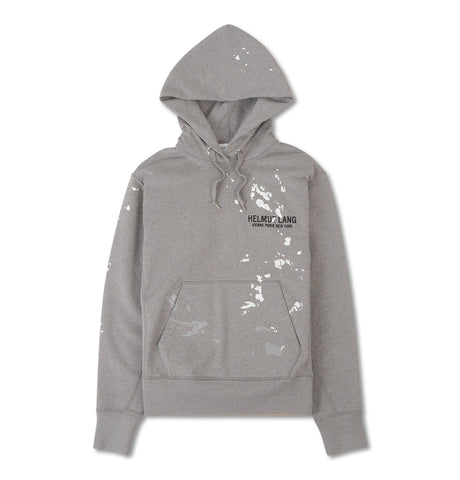 Standard Hoodie Precision Heather Grey