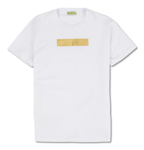 Gold Label Jersey White