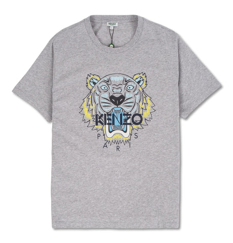 Tiger T-Shirt Grey