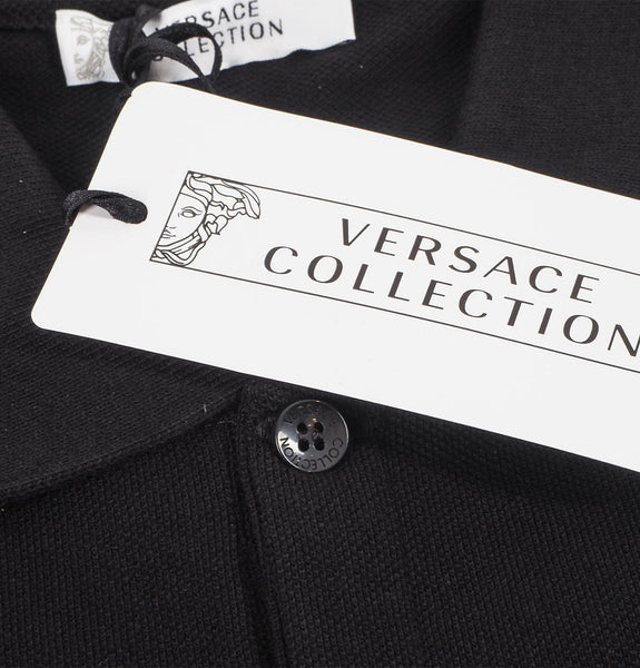 Versace Collection - Polo Con Ricamo