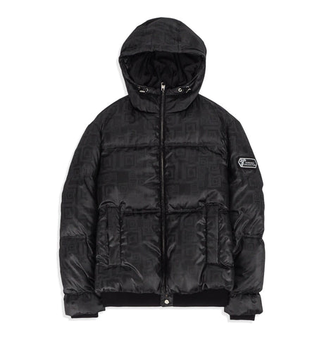 Piumino Jacket Black/Grey