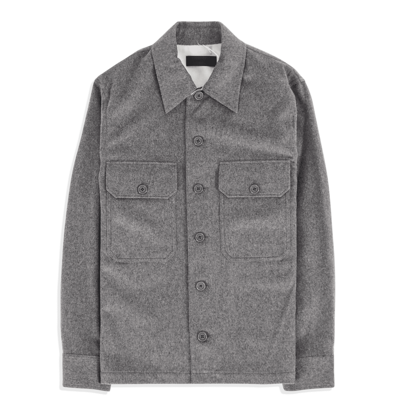 Image of   Shirt Jacket Fine Wool