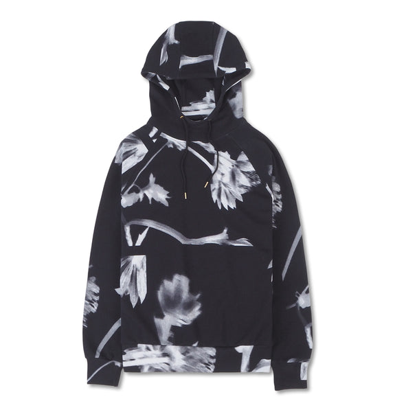 Paul Smith - Floral Print Hoody