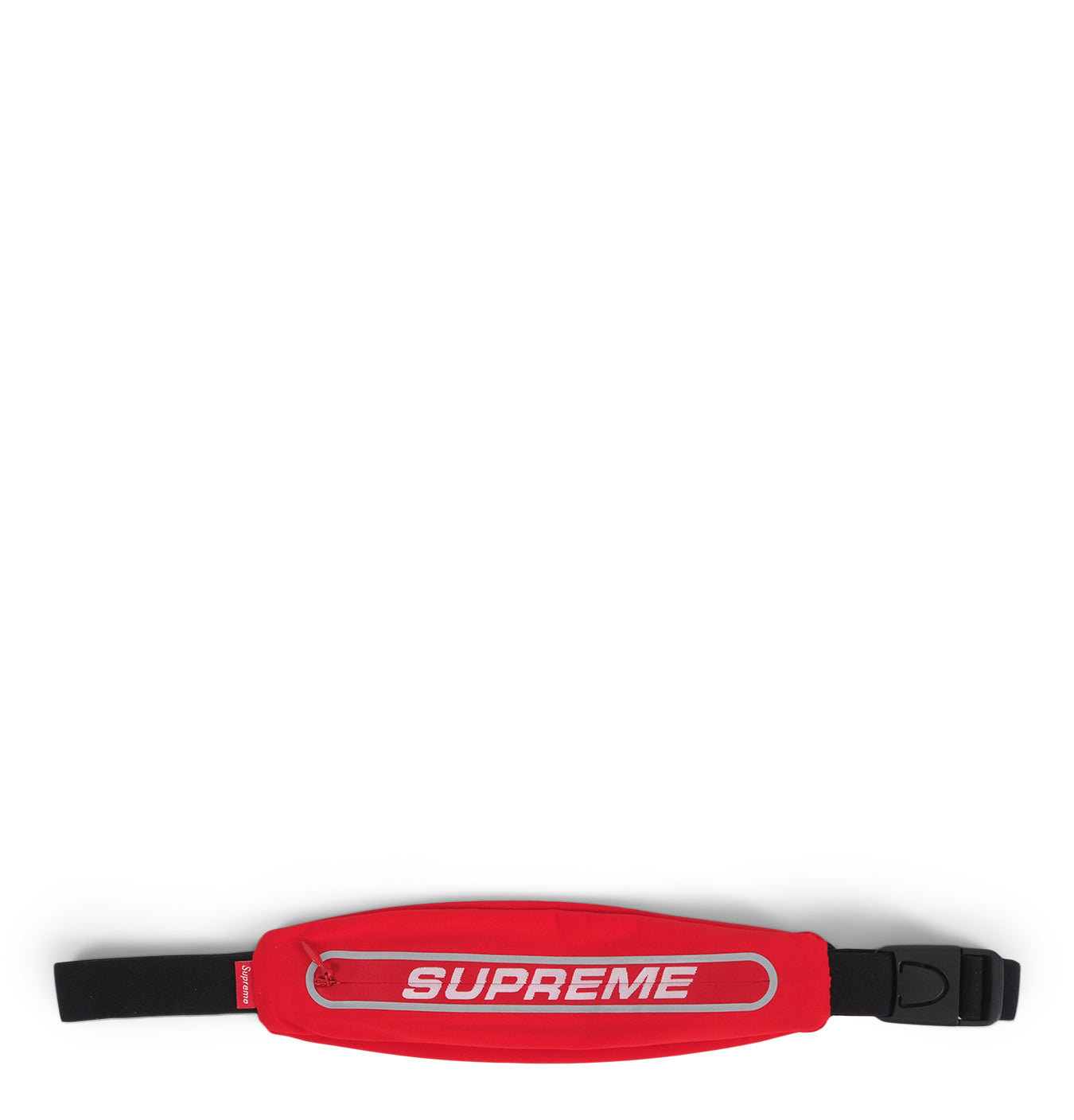 Image of   Supreme Running Waist Bag Red