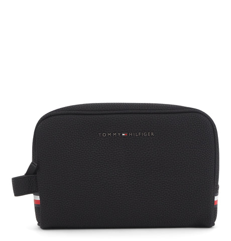 Tommy Essential Washbag Black