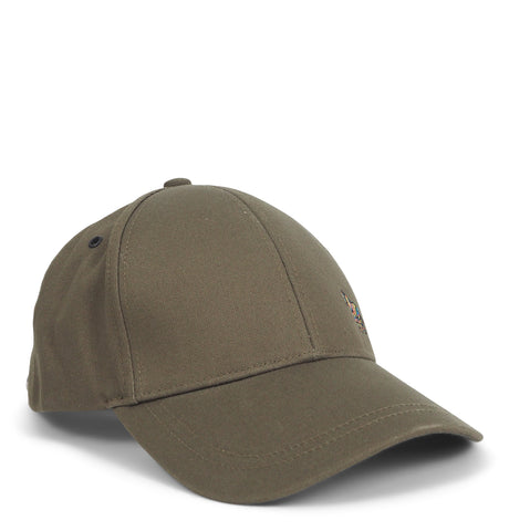 PS Paul Smith - Men Cap Baseball Zebra Green