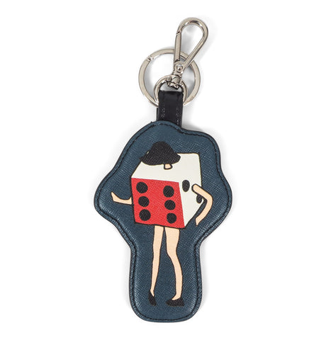 PS Paul Smith - PS Keychain Dice Woman