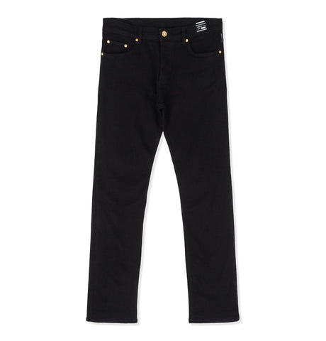 Slim Denim Jeans Black