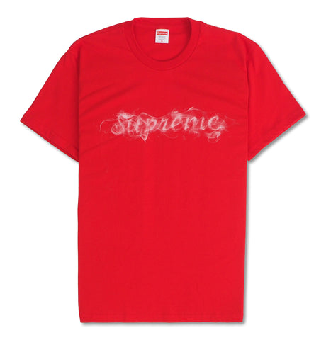Supreme - Supreme Smoke Tee Red