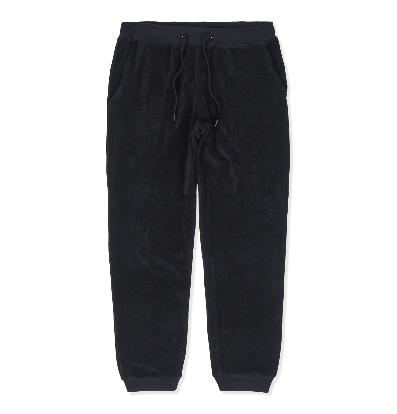 Image of   Peak Performance Sweatpants Velour Navy