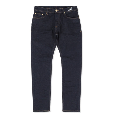 Slim Denim Jeans Dark Blue