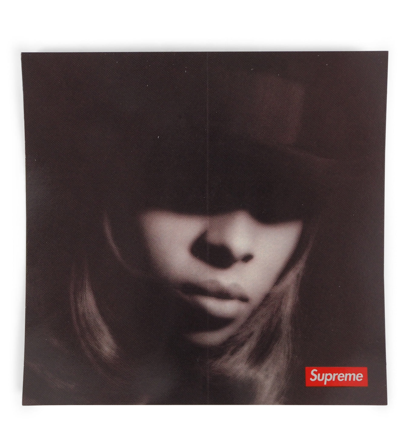 Image of   Supreme Mary J. Blige Sticker