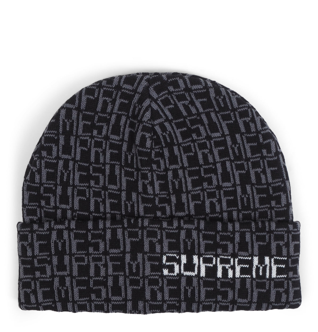 Image of   Supreme Digital Beanie Black