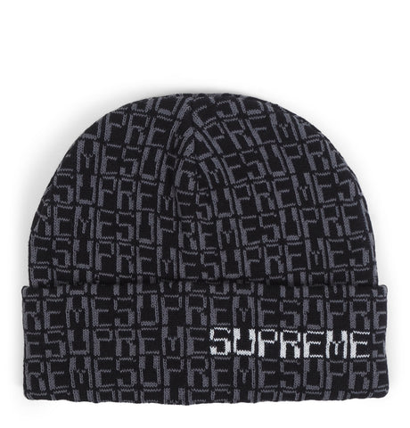 Supreme - Supreme Digital Beanie Black