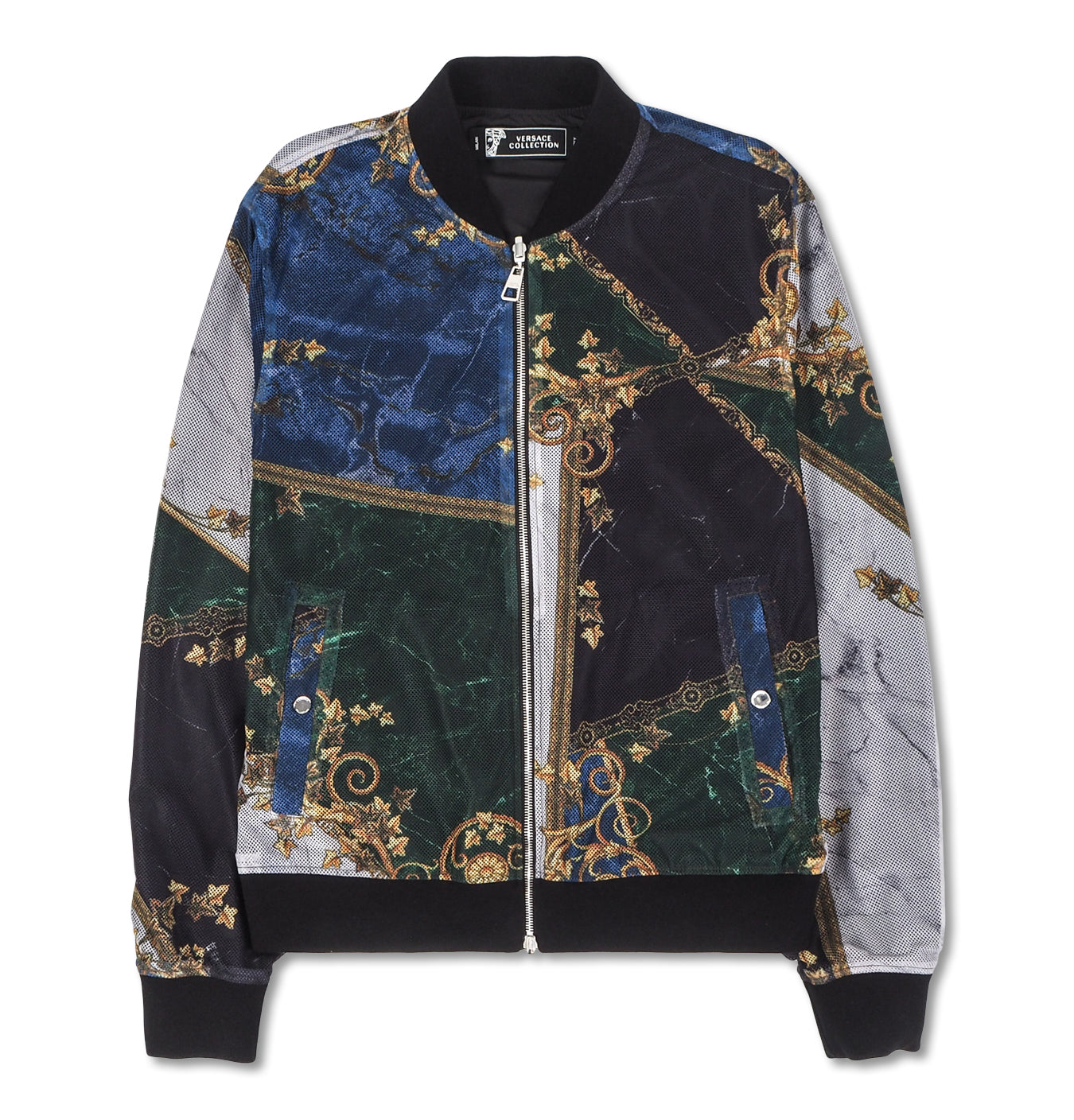 Image of   Multicolor Reversible Jacket