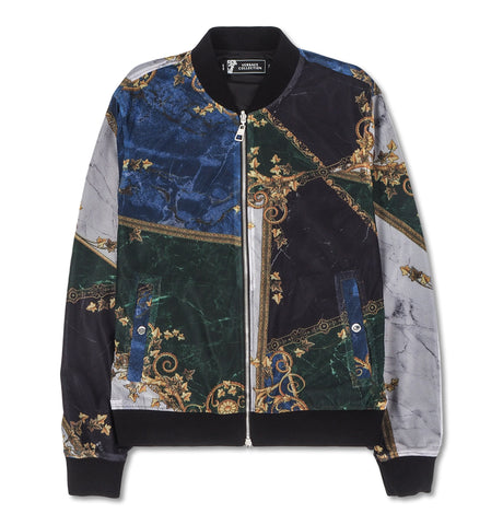 Multicolor Reversible Jacket