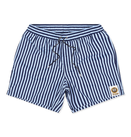 Tiger of Sweden Bath Shorts Blue Striped