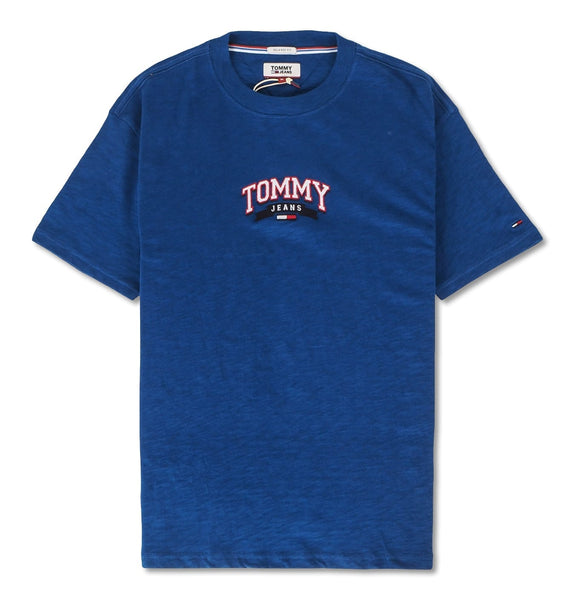 TJM College Embroidery Tee