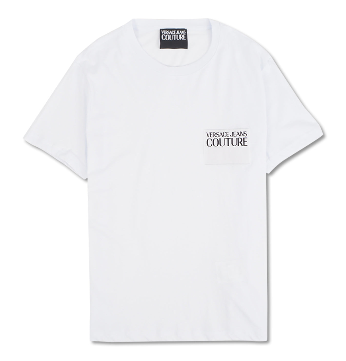 Image of   Basic Logo T-Shirt White