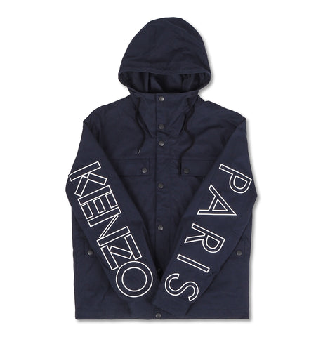 Sport Parka Dark Blue