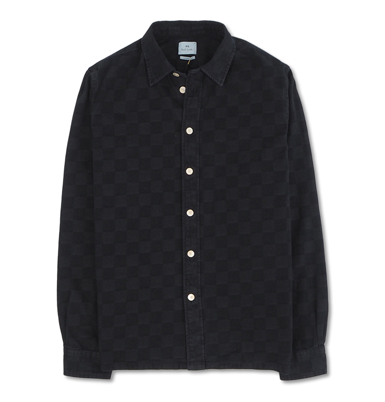 Image of   Denim Shirt Dark Blue