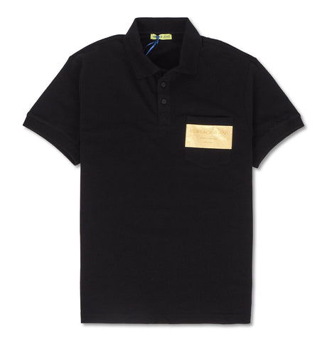 Versace Jeans - Basic Polo Black