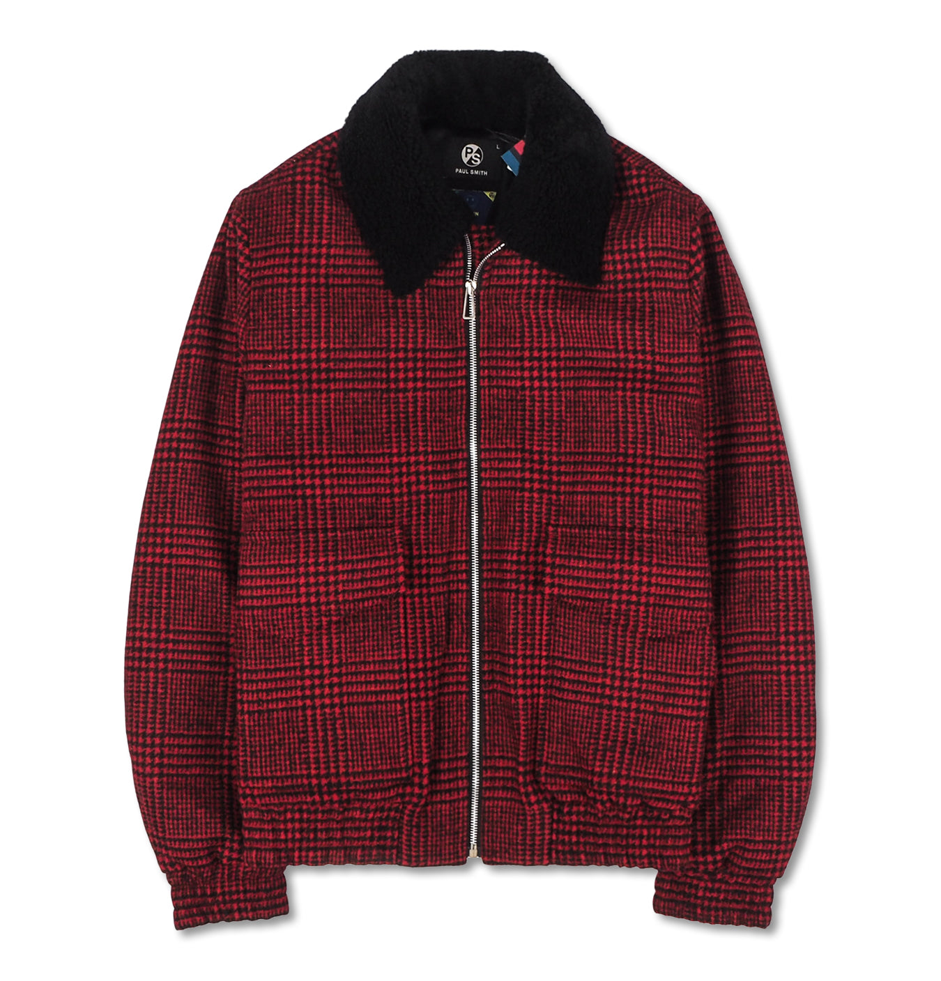 Image of   Mens Flight Jacket Red