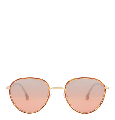 Paul Smith Eyewear - Albion V2 Honey Turtle/Matt Gold