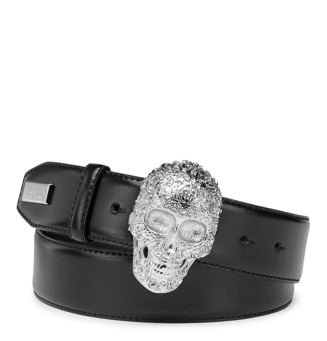 Image of   Philipp Plein Skull Belt