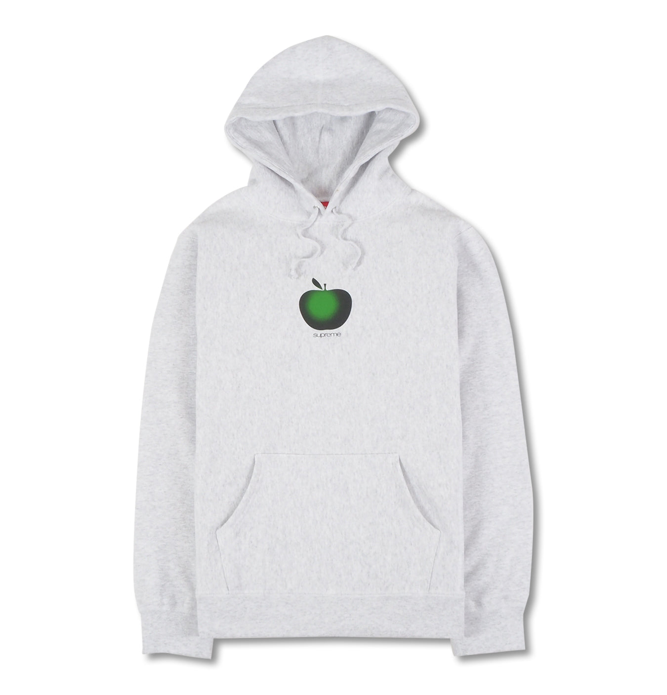 Image of   Supreme Apple Hooded Sweatshirt