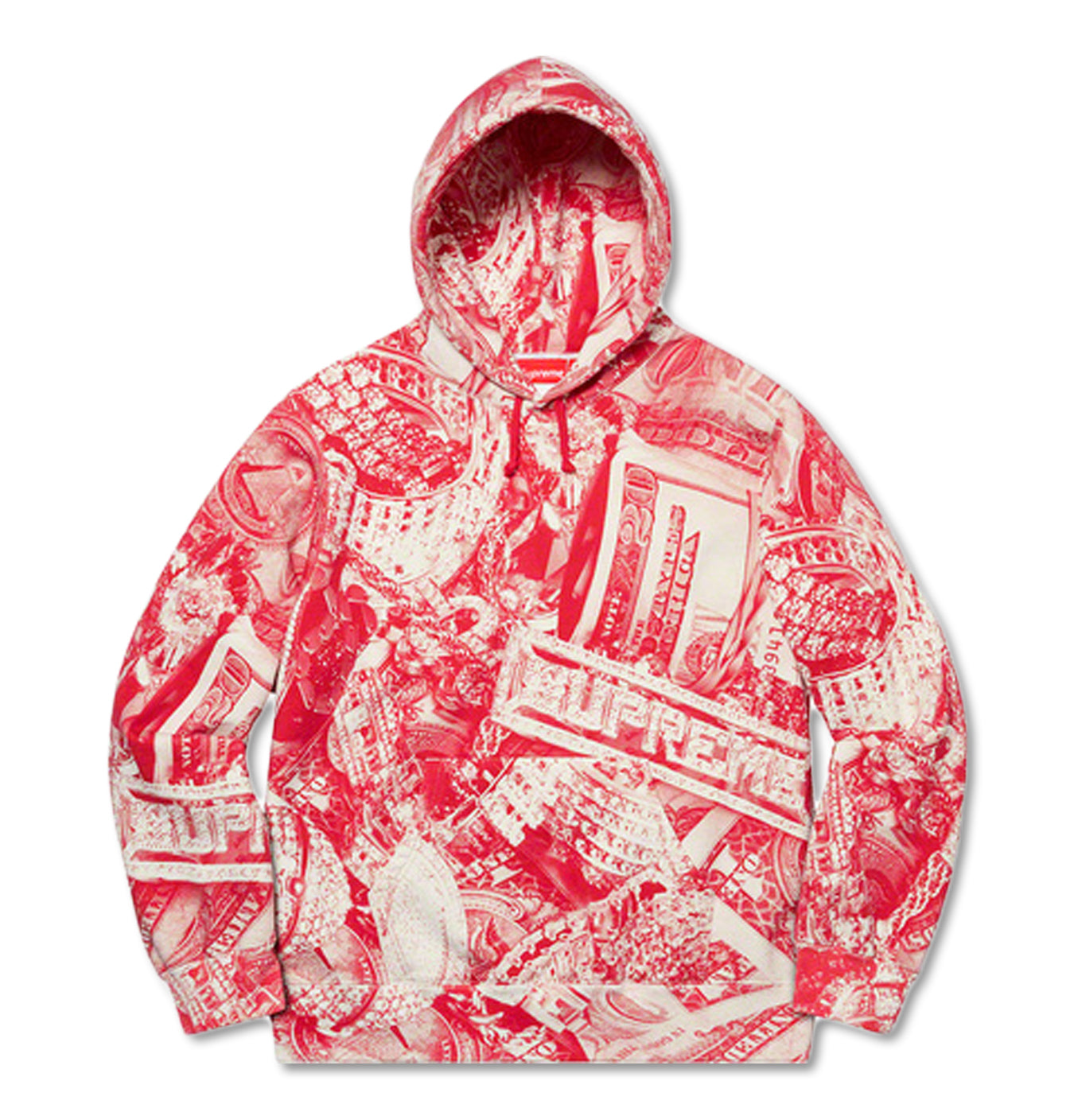 Image of   Bling Hooded Sweatshirt