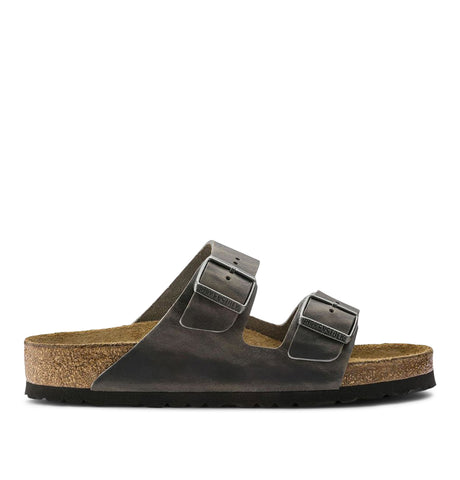 Birkenstock - Arizona NU Oiled SFB Iron