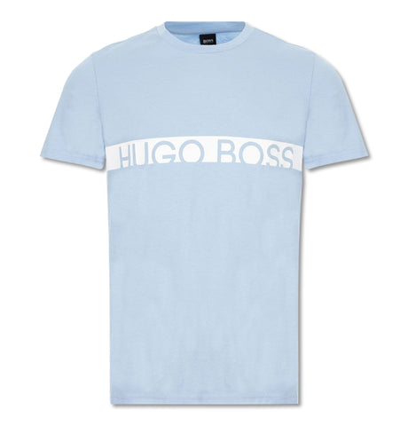 Hugo Boss - Flat Logo T-Shirt RN UV Protection